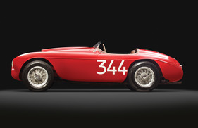 Bild (1/8): RM Auktion 20./21. Januar in Arizona - Ferrari 166 MM (1949) (© Hugh Hamilton 2010 für RM Auctions, 2010)