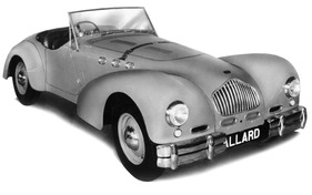 Bild (11/16): Allard K2 Sports 2-Seater (1951) (Archivbild)