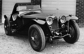 Bild (7/16): Riley MPH (1935) (Archivbild)