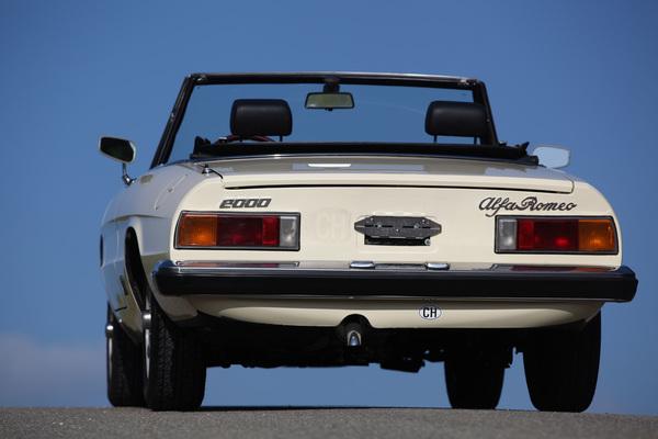 D F B Fc B F Fb D Normal on 1978 Alfa Romeo Spider