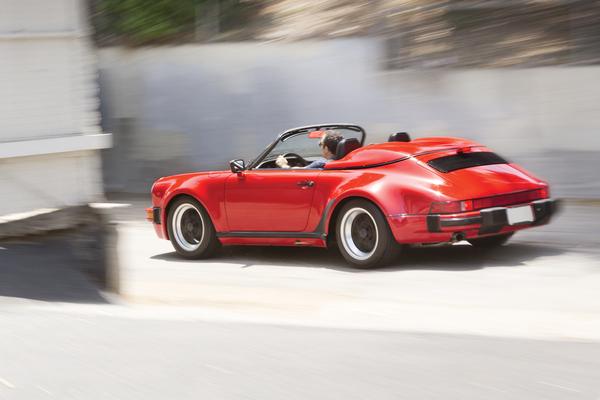 Porsche 911 Speedster Flacher Sportlicher Und
