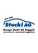 Logo: Garage Stucki AG, off. Ford-Vertretung