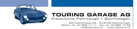 Logo: Touring Garage AG