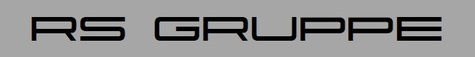 Logo: RS-GRUPPE