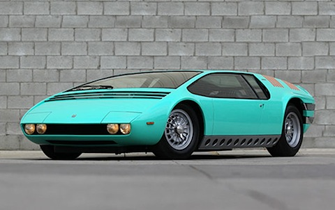 Bizzarrini Manta von 1969