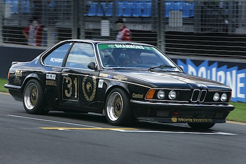 BMW 635 CSI in Australien