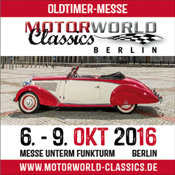 Motor World Berlin 2016: Motor World Berlin 2016