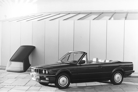klassikerperlen der zukunft bmw 320i 325i cabriolet e30. Black Bedroom Furniture Sets. Home Design Ideas
