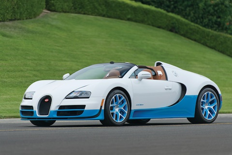 Bugatti Veyron 2013 (© Robin Adams - Courtesy RM Auctions)