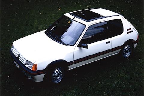 Peugeot 205 GTI 1.9 1987