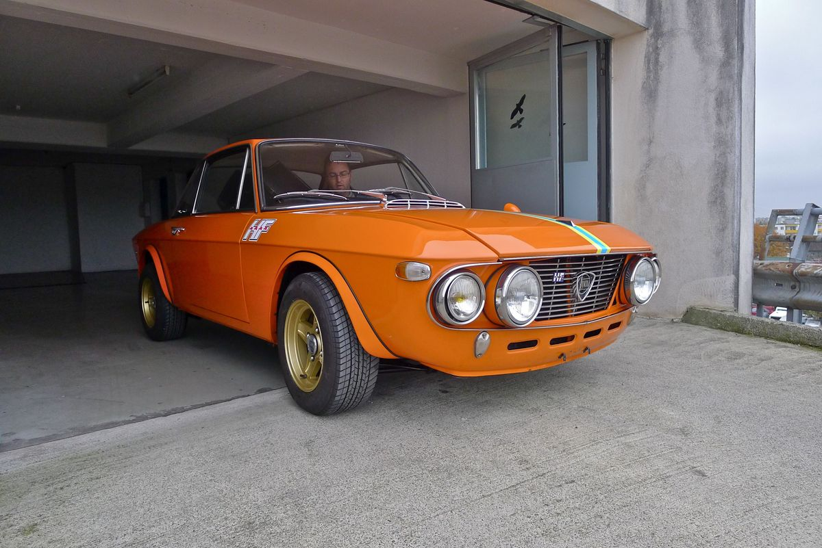 lancia fulvia hf 1600 rally fanalone 1970 oldtimer kaufen zwischengas. Black Bedroom Furniture Sets. Home Design Ideas