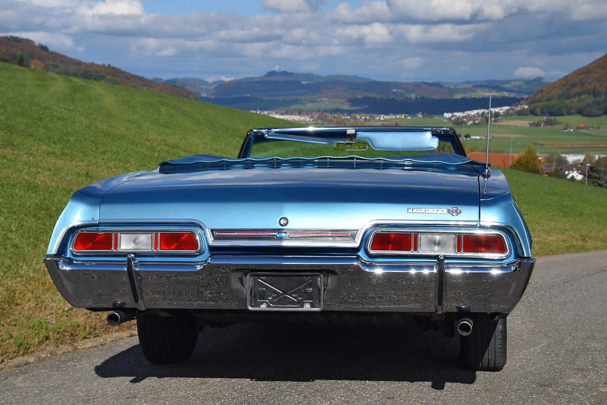 chevrolet impala ss convertible 1967 oldtimer kaufen. Black Bedroom Furniture Sets. Home Design Ideas