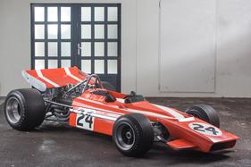 Die fast unglaubliche Geschichte des Schweizer Formel-1-Wagens ...