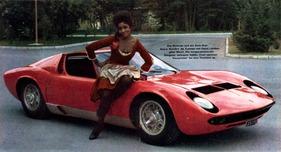 Traumrenner Lamborghini Miura Mit 300 Km H Fahrzeugberichte