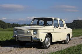 Verliebt In Einen Major Renault R8 Major Von 1964