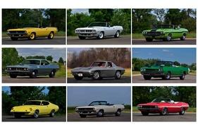 Die Neun Am Teuersten Verkauftne Autos Allesamt Amerikanischer Herkunft