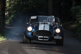 AC Cobra 427 SC (1965) - am Michaelskreuzrennen 2014 (1965)