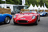 AFF Barchetta Tipo 61 (1963) - am Start am Solitude Revival 2013 in der Gruppe B - Sport & Prototypen (© Emanuel Zifreund, 2013)