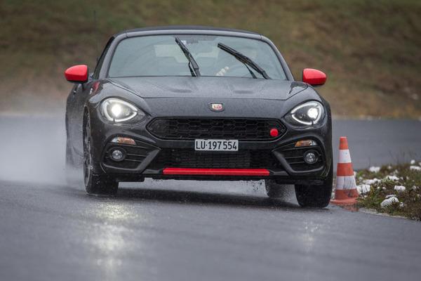 Abarthig Generationentreffen Fiat Abarth 124 Rally Gruppe 4 Und