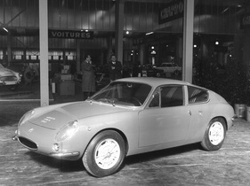 Abarth Simca 1300 (1963) - am Genfer Autosalon (1963)