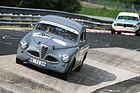 Alfa Romeo 1900 (1956) an der Historic Trophy Nürburgring 2015 - Youngtimer Trophy und FHR Langstrecken Cup (1957)
