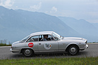 Alfa Romeo 2600 Sprint (1966) - in der Klasse Tourenwagen am Start beim Gaisbergrennen 2014 (1966)