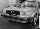 Alfa Romeo Alfasud (1980) - Face-Lifting mit neuer Front - Genfer Autosalon 1980 (1980)