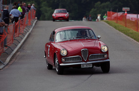 Alfa Romeo Giulietta Sprint (1959) - am GP Furttal 2013 (1959)