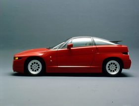 Alfa Romeo SZ (1989) - Reloaded by Creators (1989)