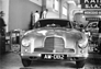 Aston Martin DB 2 (1952) - am 22. Automobilsalon in Genf (© Archiv Automobil Revue)