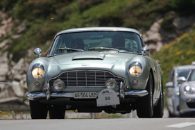 Aston Martin DB4 Vantage (1962) - Stelvio Rally - British Classic Car Meeting 2019 (1962)