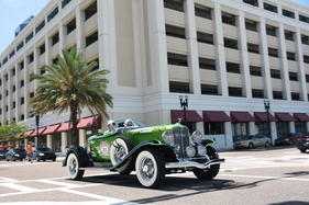 Auburn Boattail Speedster (1931) - Great Race Rallye USA - 24. Juni bis 2. Juli 2017 (1931)
