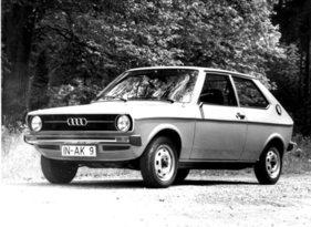 Audi 50 - der vergessene Geniestreich (Fahrzeugberichte ...