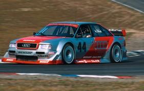 bild / foto: audi 80 quattro 2.5 dtm (1993) - (1993) aus dem