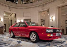 Audi Quattro Coupé (1985) - als Lot 372 angeboten an der Bonhams Goodwood Festival of Speed Versteigerung 2019 (1985)