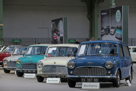 Austin Mini Countryman (1963) - verkauft für EUR 16'100 - Bonhams Grand Palais Auktion Paris 2019 (1963)