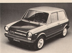 Autobianchi A 112 Abarth 982-cm'-Motor - 58 DIN-PS (1976)