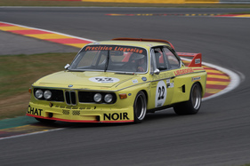 BMW 3.0 CSL (1971) Chat Noir / Precision Liegeoise - Masters 70s Celebration - Spa Six Hours 2016 (1971)