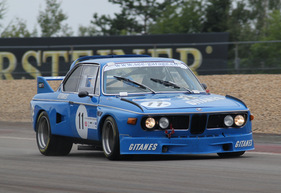BMW 3.0 CSL (1972) - Revival Deutsche Rennsportmeisterschaft 1972-1981 am AVG OGP 2011 (1972)