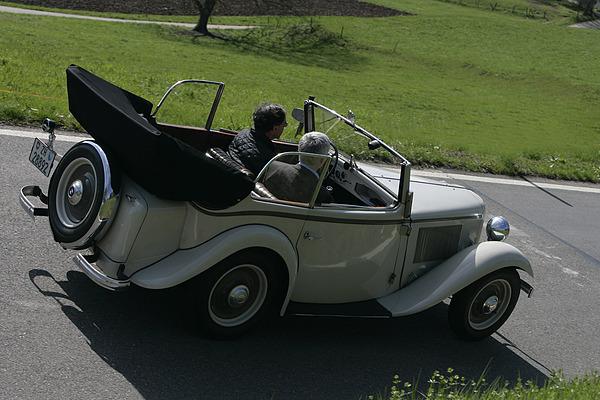 BMW 303 von 1933 - früher Pionier des BMW-Markenerfolges ...