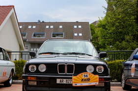 BMW 320i (1989) - an der Young Raiders Challenge 2019 (1989)