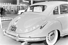 Bild (11/16): BMW 501 (1953) - Heckpartie (Archivbild)