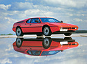 BMW M1 (1979) - in Rot (1979)