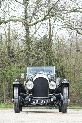 Bild (1/1): Bentley 3-Litre Speed Model Sports Tourer (1927) - als Lot 039 angeboten an der Bonhams July Motoring Bicester Online-Versteigerung vom 25. Juli 2020 (© Bonhams, 2020)