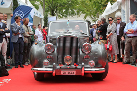 "Bentley R-Type (1953) - am Concours ""Zurich Classic Car Award 2019"" (1953)"