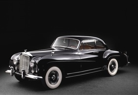 Bentley R-Type Continental Coupé 1955 (1955)