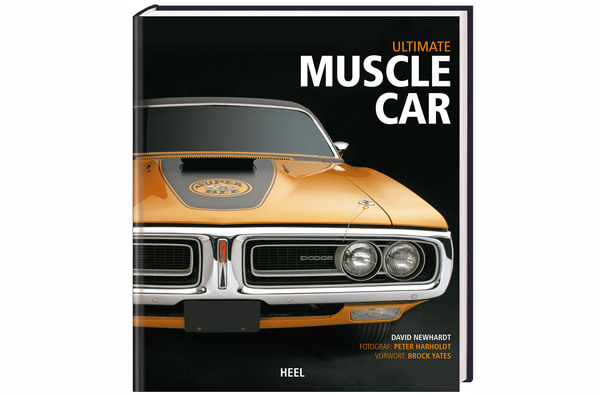 autos mit muskeln - ultimate muscle car (buchbesprechung) (literatur