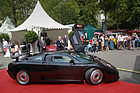 "Bugatti EB 110 (1994) - Best of Show ""Unrestored"" - Zürich Classic Car Award ZCCA 2020 (1994)"