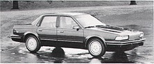 Buick Century Limited (1992)