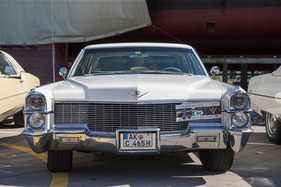 Cadillac Sedan DeVille (1965) - am Cadillac LaSalle Club Grand European Meeting 2015 (1965)